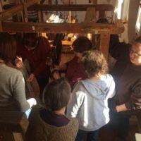 Hetési szövés tudásátadó workshop