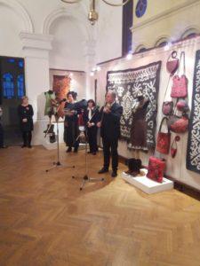 Hagyomány-Mesterség-Jövő Kiállítás megnyitó