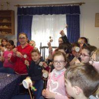 Esztári iskolások Alkotóházban3