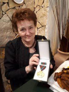 Dr. Illés Károly kitüntetés
