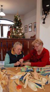 Karácsonyi workshop