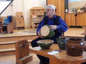 Kitlinger Kálmán drótműves mester