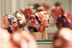 Hímes tojás kiállítás