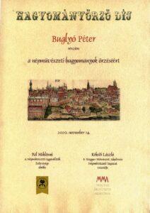 Buglyó Péter